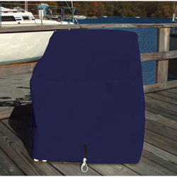 Taylor Made Rip/stop Polyester Seat Covers Helm/bucket/fixed Back Chair Cover 24''h 24''w 22''d, Boat Helm & Fishing Seats
