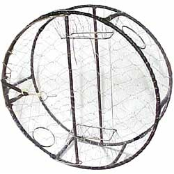Willapa Marine Commercial Crab Trap, Crab & Lobster Traps for Boats & Yachts