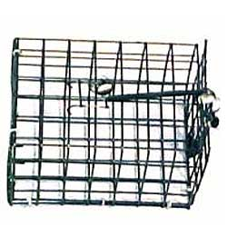 Willapa Marine Crabbing Bait Box Large, Crab & Lobster Traps for Boats & Yachts