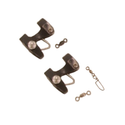 Tigress Kite (2 Release Clips Wind On Swivels 1 Coast Lock Swivel), Outrigger Fishing Accessories for Boats & Yachts
