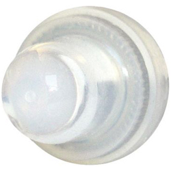 Blue Sea Systems Boot Reset Buttons Clear, Circuit Protection for Boats & Yachts