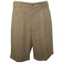 Luau Men's Wailea Shorts Olive 38, Men's Boating Casual Constructed Shorts