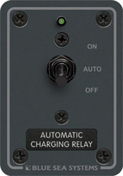 Blue Sea Systems Remote Switch Panel For Batterylink Acr, Distribution Panels for Boats & Yachts