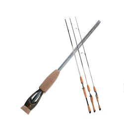 Daiwa Tough & Light Casting Rods Tl 661 4rb 6' ', Baitcasting Fishing Rods for Boats & Yachts