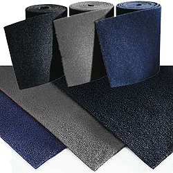 C E Smith Deluxe Marine Bunk Carpet Gray 11'' W 12', Bunks & Rollers for Boats & Yachts