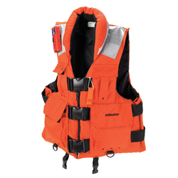 Stearns Search And Rescue (sar) Vest Large 44'' 46'', Commercial Life Jackets for Boats & Yachts