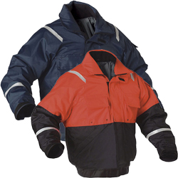 Stearns Powerboat Flotation Jacket Navy Xx Large 50'' To 52'', Commercial Life Jackets for Boats & Yachts