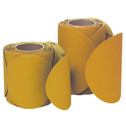 3M 8'' Imperial Stikit Disc Rolls (pb) 8'' 60f Grit 50 Pk, Abrasive Discs for Boats & Yachts