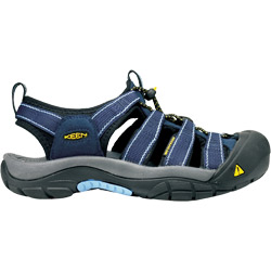Keen Men's Newport H2 Sandals Sandle Brindle/blue 9, Men's Boating Sandals