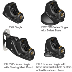 Spinlock Pxr Camcleats Single Camcleat No Base (for Line Diameters Up To 1/4'') 308lb Swl, Cam & Clam Cleats for Boats & Yachts