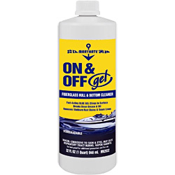 Marikate Shipshape On And Off Gel Hull/bottom Cleaner, Specialty Cleaners for Boats & Yachts