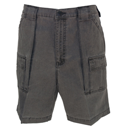 Weekender Men's Capitola Shorts Charcoal 34, Men's Boating Casual Constructed Shorts
