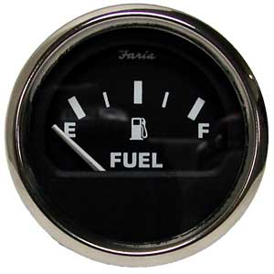 Moeller Electronic Fuel Gauge, Fuel Lines & Accessories for Boats & Yachts for Boats & Yachts