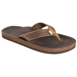 Ocean Minded Men's Southern Baja Sandals Brown 13, Stylish Boating Bandanas