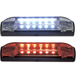 West Marine Led Utility Strip Lights Strip Red, LED Interior Lights for Boats & Yachts