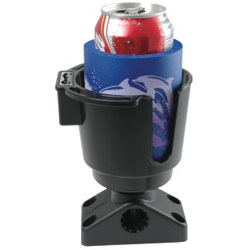 Scotty Rod Mount Drink Holder Black, Fishing Talon Anchors for Boats & Yachts