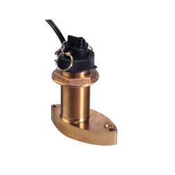 Raymarine B744v Bronze Transducer With 45' Cable, Transducers for Boats & Yachts