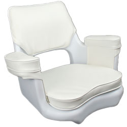 Todd Cape Cod Seat With Cushion, Boat Helm & Fishing Seats