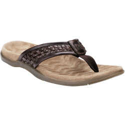 Sperry Top Sider Men's Woven Largo Thong Sandals Amaretto 11, Men's Boating Sandals