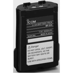 Icom Bp245n Li Ion Battery For M72, Communication Accessories for Boats & Yachts