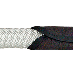 Megafend Removable Chafing Gear Chafe Wrap 2' For 1'' 1/4'' Line, Dock Chafe Gear & Snubbers for Boats & Yachts