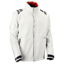 Gill Men's Pro Soft Shell Jacket Softshell Jacket White 2xl, Men's Boating Casual Jackets