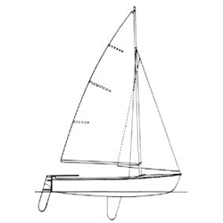 West Marine Fj (flying Junior) Custom Rigging Topping Lift 26' New England Ropes' Endura 12 Red 1/4'' Both Ends Whipped, One-Design Running Rigging for Boats & Yachts