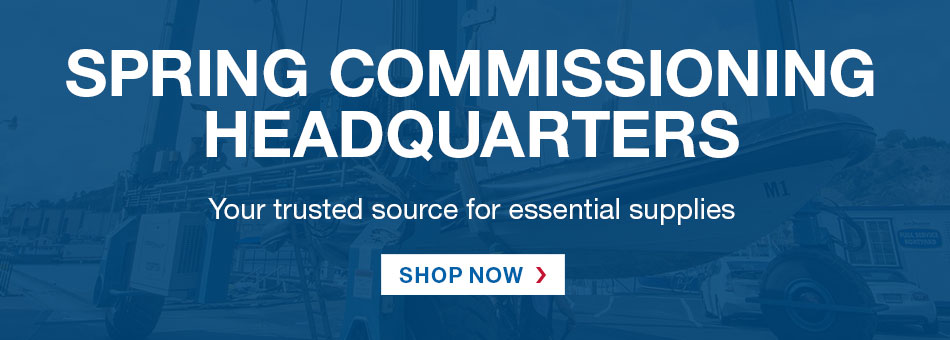 Spring Commissioning Headquarters - Your trusted source for essential supplies.