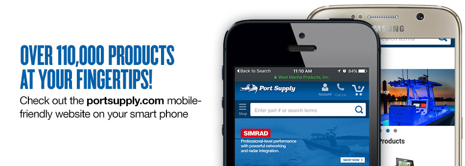 Over 110,000 products at your fingertips