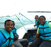 Challenge the Wind Youth Sailing Program