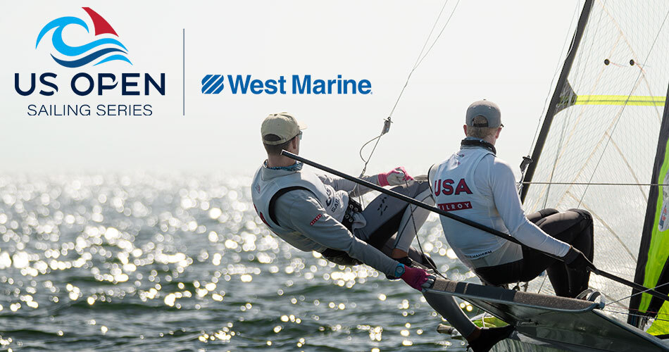 US Open Sailing Series, sponsored by West Marine.