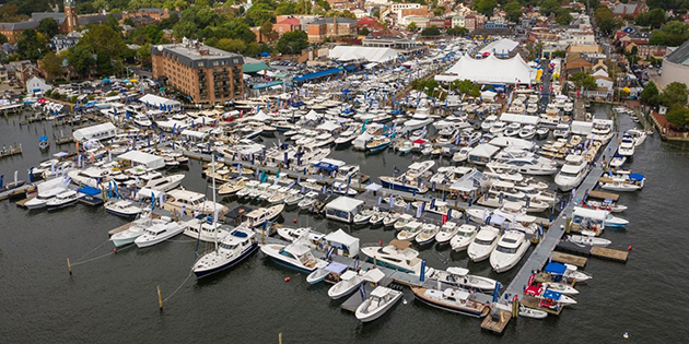 West Marine is a Proud Sponsor of the Annapolis Powerboat Show at West Marine Annapolis