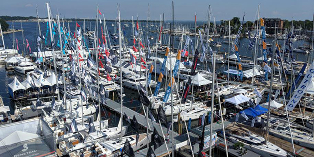 West Marine is a Proud Sponsor of the Annapolis Sailboat Show at West Marine Annapolis