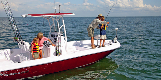 Kids Fishing Frenzy at West Marine Aventura