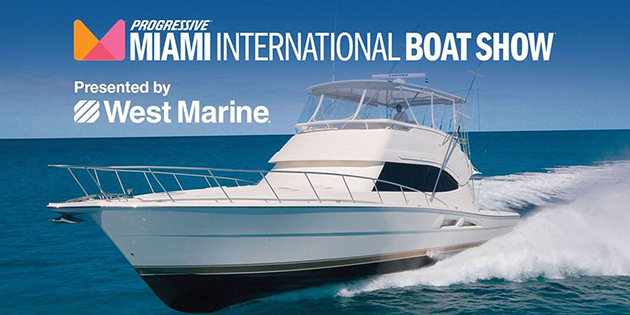 Visit West Marine at the Miami Boat Show at West Marine Pompano Beach