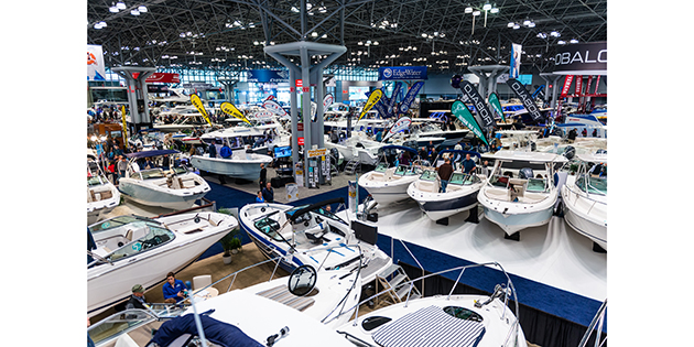 Visit West Marine at the New York Boat Show at West Marine West Islip
