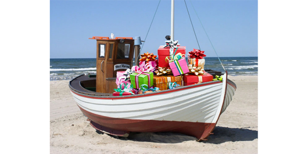 Fill the Boat Toy and Food Drive at West Marine Orlando