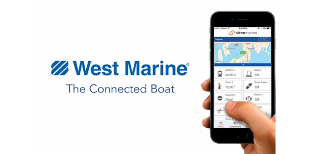 NEW PRODUCT TESTING BY SIREN MARINE at West Marine Slidell