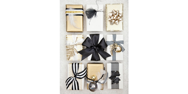 GIFT WRAPPING WITH ZINA at West Marine Lewisville