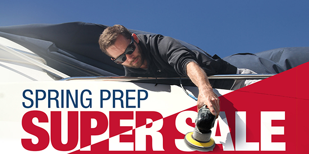 Spring Prep Event at your local West Marine