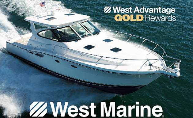 West Advantage Event at your local West Marine