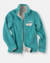 Women's PFG Harborside™ Heavy Weight Fleece Jacket