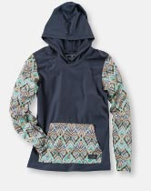 Women's Flow Hooded Sun Shirt