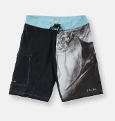 Men's KC Scott Northdrop Board Shorts