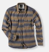Men's Dusky Town Flannel Shirt