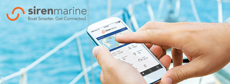 Siren Marine. Boat smarter. Get connected.