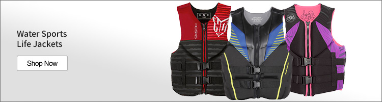 Water Sports Life Jackets - Shop Now
