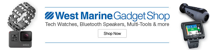 West Marine Gadget Shop - Tech Watches, Bluetooth Speakers, Multi-Tools & More - Shop Now
