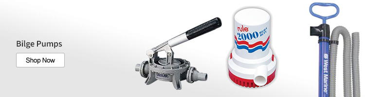 Bilge Pumps - Shop Now