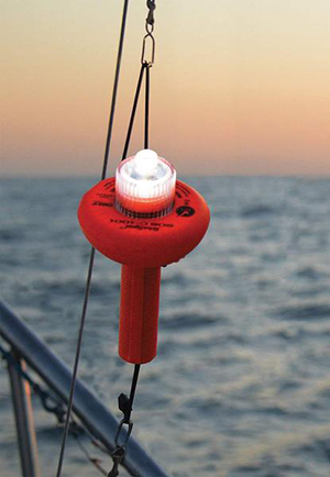 Weems and Plath SOS distress light